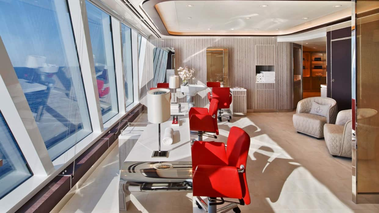 Salon on Seabourn Encore