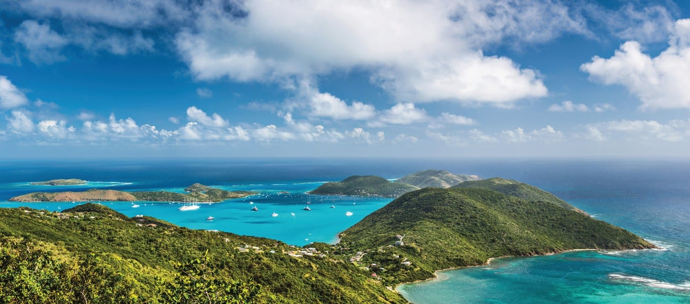 Spanish Town, Virgin Gorda, British Virgin Islands