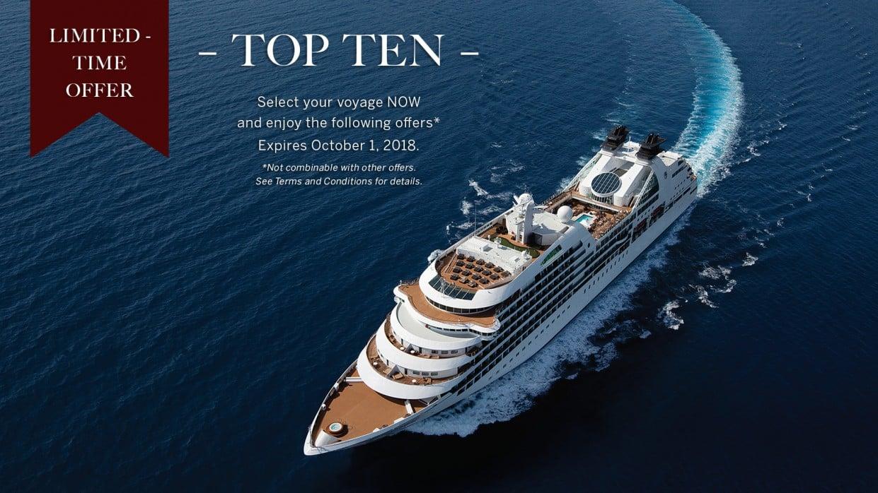 Luxury Cruises & Luxury Cruise Vacations - Seabourn Cruise Line Limited