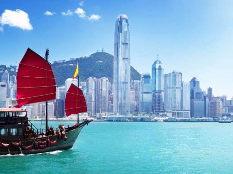 Seabourn World Cruise 2022 Port Hong Kong
