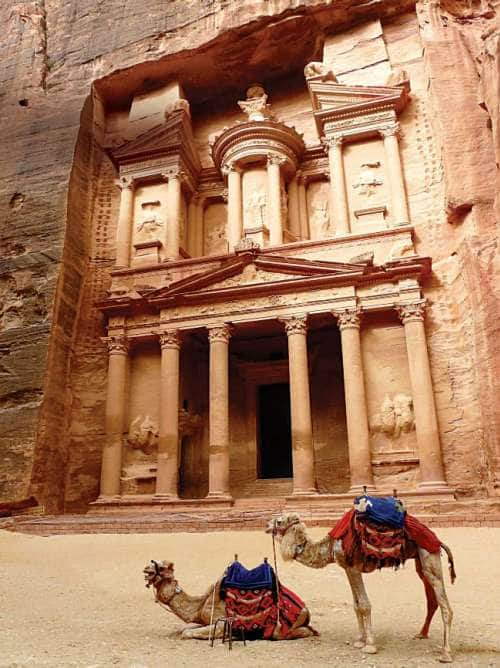 Seabourn World Cruise 2022 Petra
