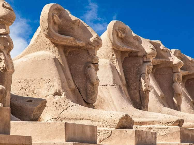 Visit Egypt on Seabourn's Luxury World Cruise 2022