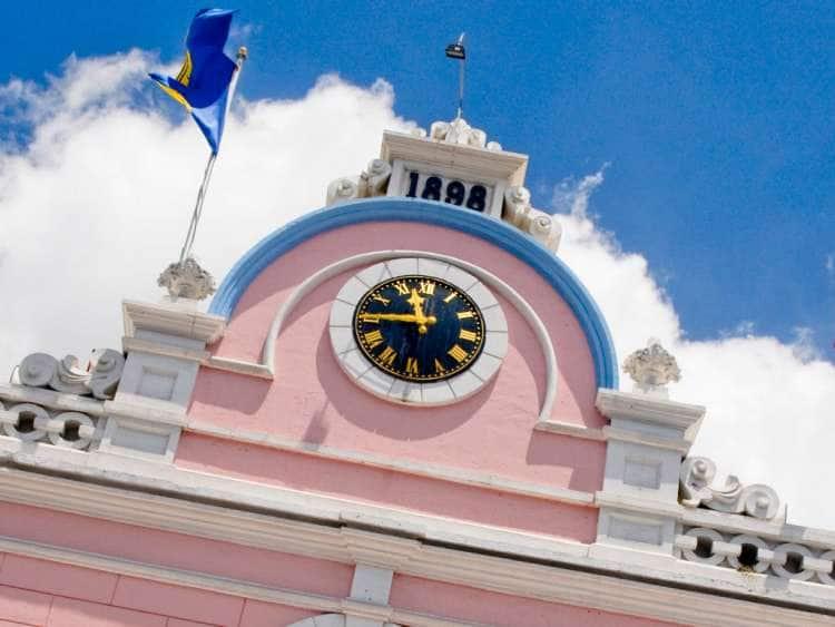 Barbados, Saint Michael, Bridgetown, Broad Street