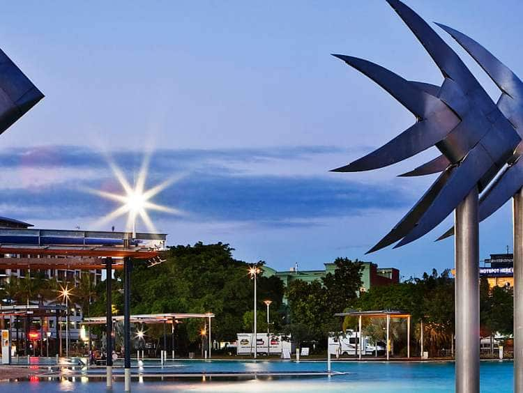 Australia, Queensland, Oceania, Cairns, The Lagoon