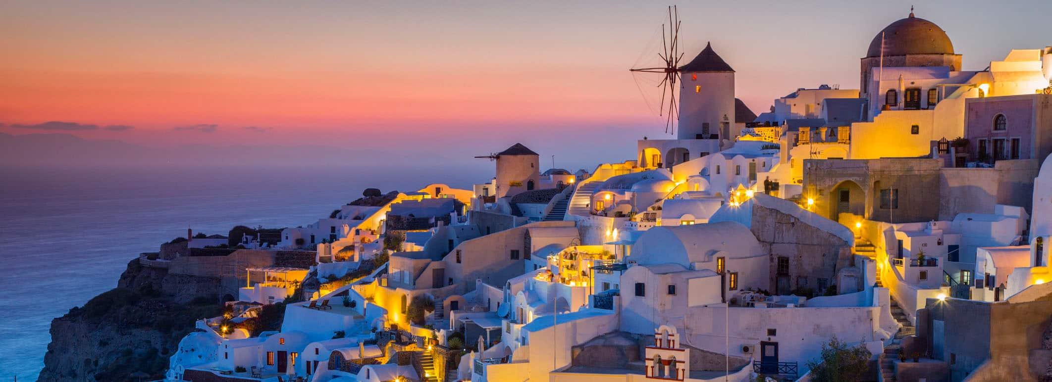 Thira Santorini, Greece