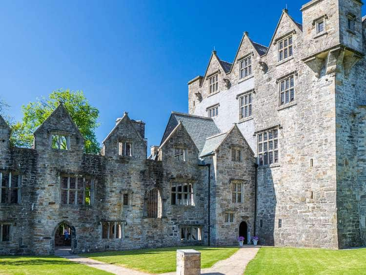 Ireland, Donegal, Donegal Castle