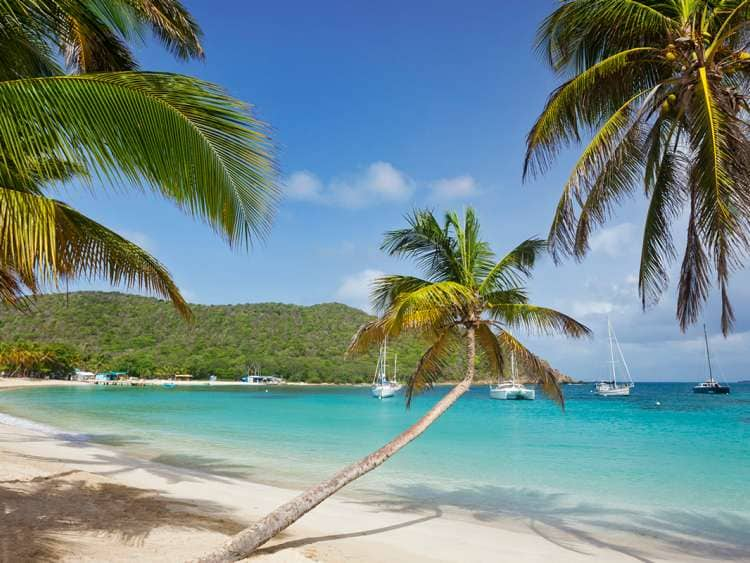Saint Vincent and the Grenadines, Grenadines, Caribbean, Mayreau, Mayreau