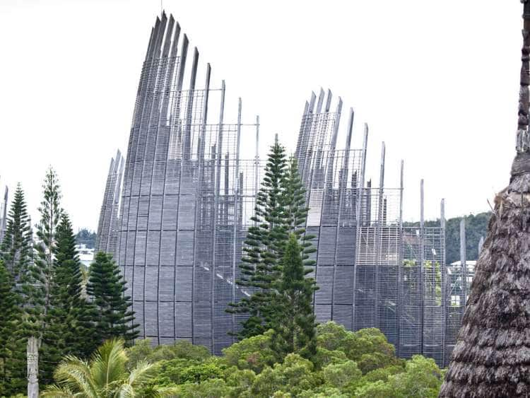 NewCaledonia,SouthProvince,GrandeTerre,Noumea,TjibaouCulturalCentre