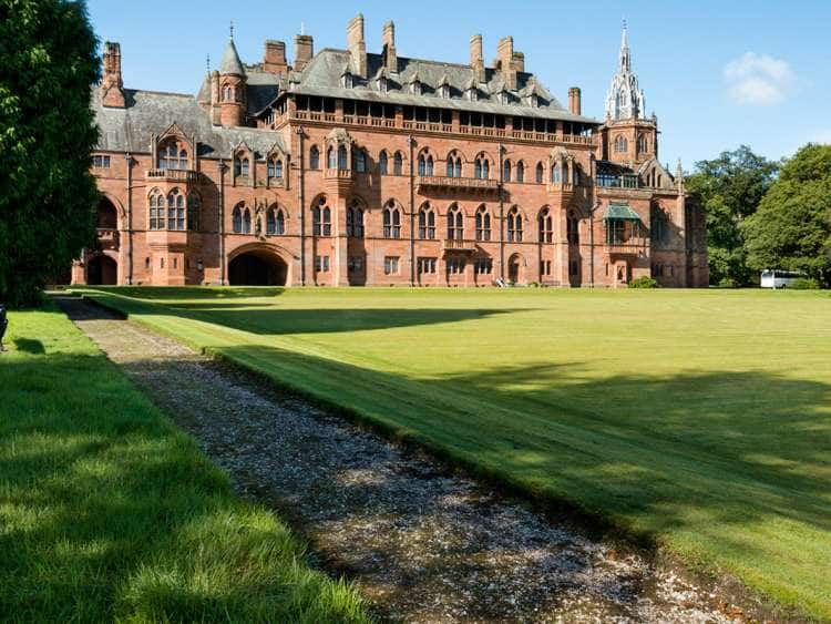 UK, Scotland, Great Britain, Argyll and Bute, Mount Stuart, Isle of Bute