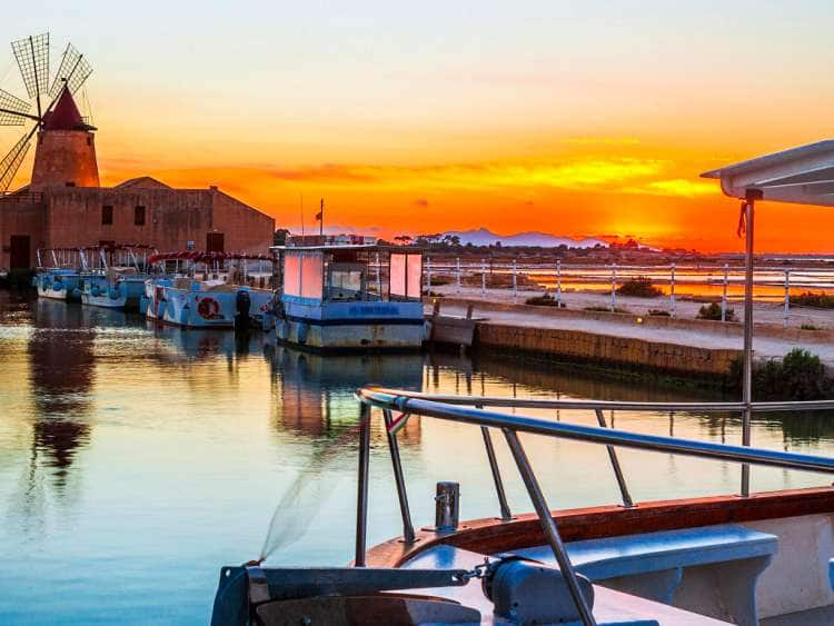 Italy,Sicily,Trapanidistrict,Marsala,IsoledelloStagnone,Saltfield