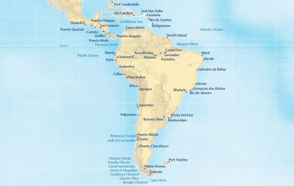 Antarctica Cruise South America Detlandcom - Cruise to south america