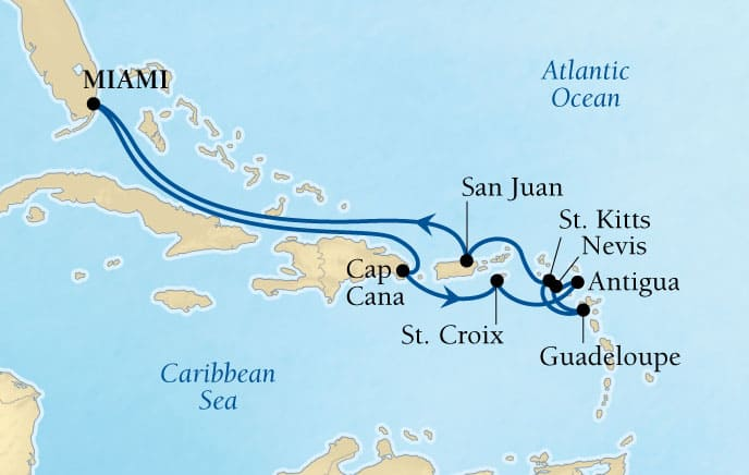 12-DAY CARIBBEAN TREASURES