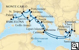 20-day mediterranean marvels