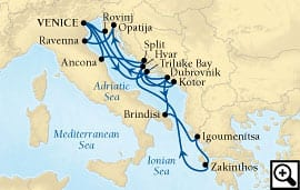 18-day adriatic enchantment