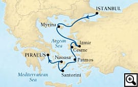 7-day turkey and greek isles