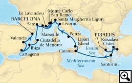 20-day isles of the mediterranean