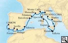 20-day iberia, italy and greek isles