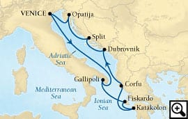 10-day venice & adriatic treasures