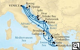 21-day venice & adriatic charms