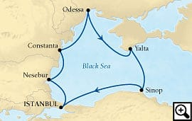 7-day black sea odyssey