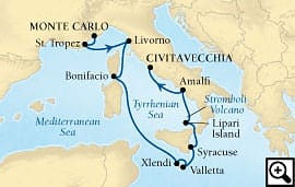 10-day italy and maltese magic