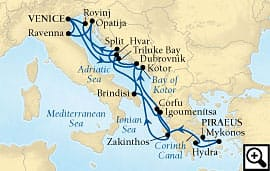 21-day greek isles and venetian empire