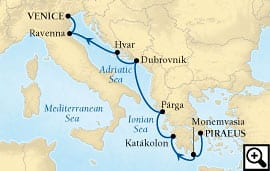 7-day greece & dalmatian delights