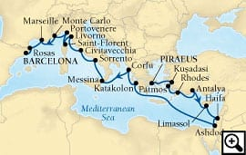 22-day holy land & roman roads