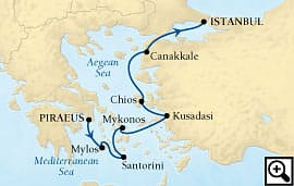7-day greek isles and ephesus
