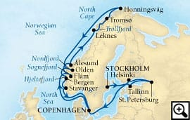 21-day baltic gems & north cape