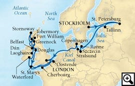 27-day baltic gems & british isles