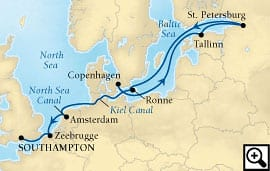 11-day baltic gems and the low countries