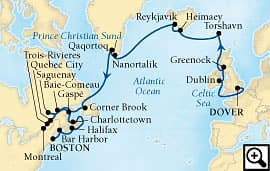 31-day viking route and autumn splendor