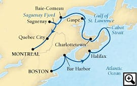 10-day new england and        canadian maritimes