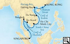 14-DAY VIETNAM AND THAILAND