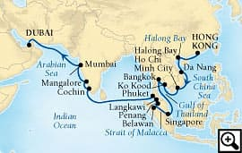 32-day spice coasts of asia