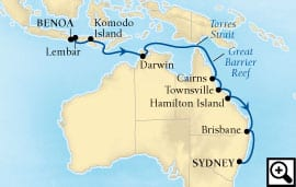 16-day great barrier reef and gold coast