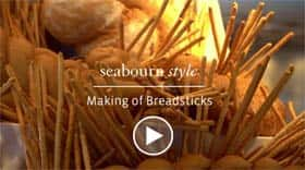 Seabourn Insights - The Making of Seabourn Breadsticks
