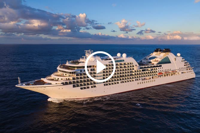 Seabourn Encore Video Tour (02:48) -- Ultra-Luxury Cruises Seabourn