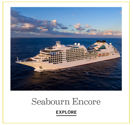 Voted Worlds Best SmallShip Cruise Line Seabourn Luxury Cruise - Small mediterranean cruise ships