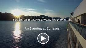 Seabourn Insights - An Evening at Ephesus
