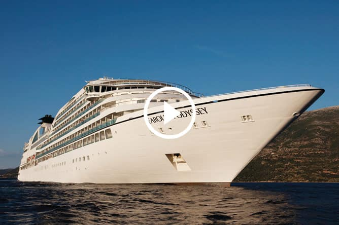 Seabourn Odyssey Video Tour (02:48) -- Ultra-Luxury Cruises Seabourn