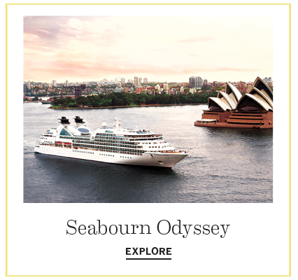Seabourn Odyssey ship image