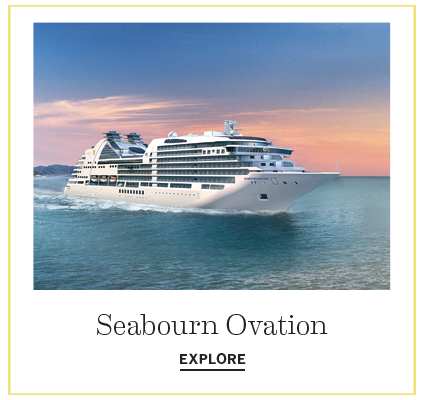 Seabourn ovation ship image
