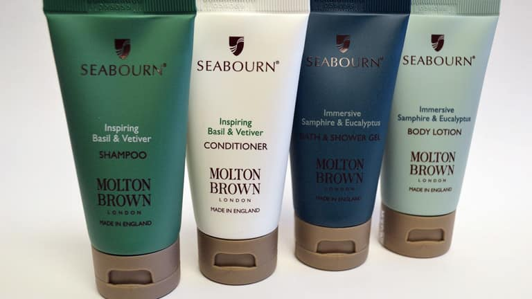 Molton Brown -- Ultra-Luxury Cruises Seabourn