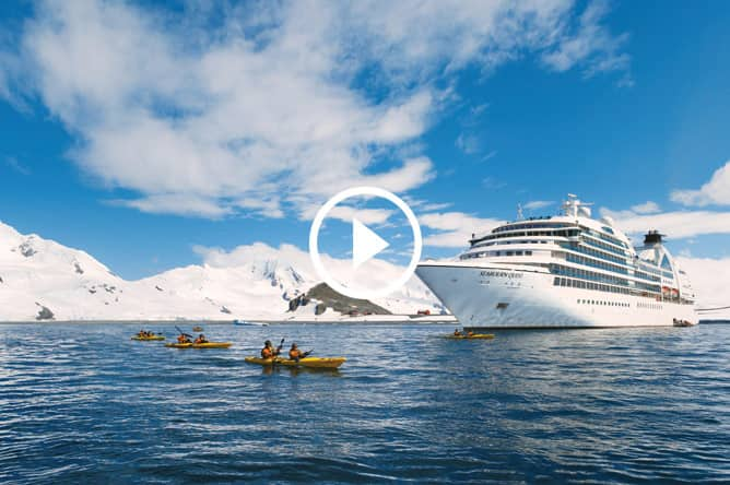 Seabourn Quest Video Tour (02:48) -- Ultra-Luxury Cruises Seabourn