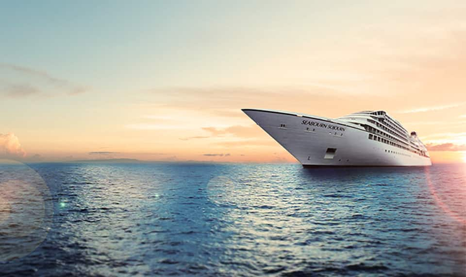 Voted Worlds Best SmallShip Cruise Line Seabourn Luxury Cruise - Luxury small cruise ships mediterranean