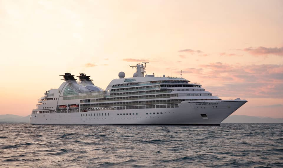 Voted Worlds Best SmallShip Cruise Line Seabourn Luxury Cruise - Best small cruise ships caribbean
