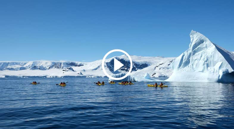 Antarctica & Patagonia Ventures by Seabourn -- Ultra-Luxury Cruises Seabourn