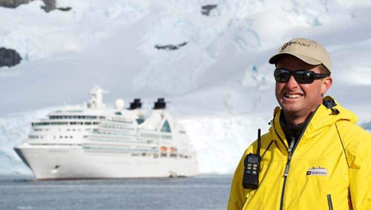 Alaska Expedition Team -- Ultra-Luxury Cruises Seabourn